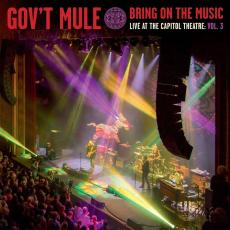Gov\'t Mule - Blackfriday2019 -  Bring On The Music - Live At The Capitol Theatre V.3 ( Multi-colored Vinyl )