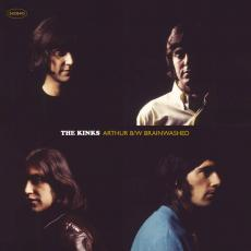 Kinks, The - Blackfriday2019 - Arthur/Brainwashed ( 7in Colored Vinyl / Mono Remastered )