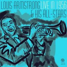 Armstrong, Louis & His All-stars - Blackfriday2019 - Live In 1956