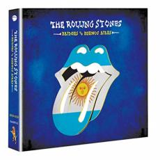 Rolling Stones, The - Bridges To Buenos Aires ( 2cd + Blu-ray )