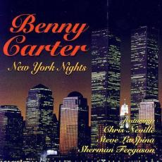 Carter, Benny - New York Nights