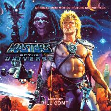 Conti, Bill - Blackfriday2019 - Masters Of The Universe (2 LP / Silver And White Vinyls)