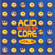 Various - Sound Of Acid Core Vol 6 ( 2cd )