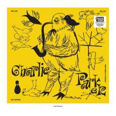 Parker, Charlie - Blackfriday2019 - The Magnificient Charlie Parker ( 12inch Yellow Vinyl )