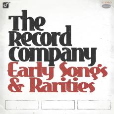 Record Company, The - Blackfriday2019 - Early Songs And Rarities