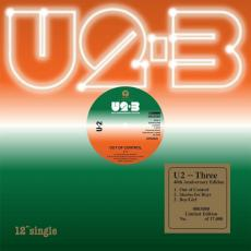 U2 - Blackfriday2019 - Three ( 12inch Single )