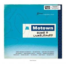 Various - Blackfriday2019 - Motown Rare & Unreleased ( Colored Vinyl )
