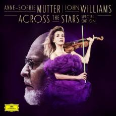 Williams, John / Anne-sophie Mutter - Blackfriday2019 - Across The Stars: Special Edition ( 12inch W/ Death Star Etching On Side B )