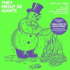 They Might Be Giants - Blackfriday2019 - Don\'t Let\'s Start Ep ( 180g Crystal Clear 12\