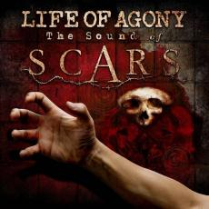 Life Of Agony - Blackfriday2019 - The Sound Of Scars (alternate Cover) [ Black/Red Splatter Vinyl ]