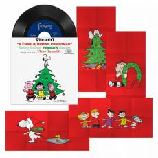 Guaraldi, Vince - Blackfriday2019 - A Charlie Brown Christmas - 3 Inch Blind Box Set Of Four Records