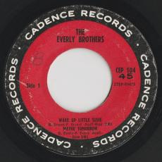 Everly Brothers, The - Wake Up Little Susie [ 4-track Ep / Styrene ]