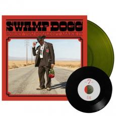Swamp Dogg - Sorry You Couldn\'t Make It ( Swamp Green Vinyl + 7 Inch. )