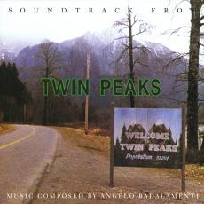 Badalamenti, Angelo - Start Your Ear Off Right 2020 - Music From The Twin Peaks Soundtrack (1990) ( Green Vinyl )