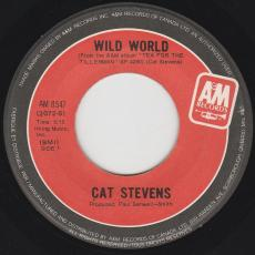 Stevens, Cat [ Yusuf ] - Wild World / Moon Shadow [ Red Labels ]