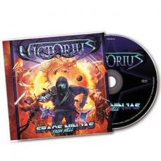 Victorius - Space Ninjas From Hell (jewel Case)