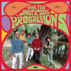 Five Americans, The - Progressions ( Gold Colored Vinyl )