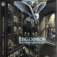 King Crimson - Reconstrukction Of Light : 40th Anniversay Ed. [ Dvd / Cd ]