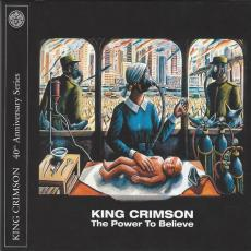 King Crimson - The Power To Believe : 40th Anniversary  Ed  [ Dvd/Cd ]