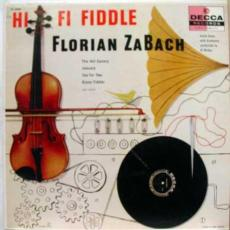 Zabach, Florian - Hi Fi Fiddle, Violin Solo With Orchestra