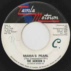 Jackson 5, The - Mama\'s Pearl / Draling Dear