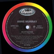Murray, Anne - Heartaches ( Sealed )