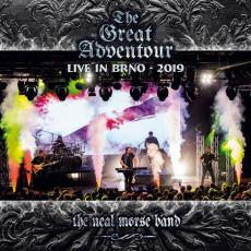 Neal Morse Band, The - The Great Adventour - Live In Brno 2019 ( Ltd. 2cd+2blu-ray Digipak In Slipcase )