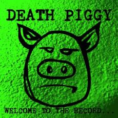Death Piggy ( Gwar ) - Rsd2020 - Welcome To The Record (180g/Green Lp/Download)