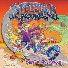 Infectious Grooves ( Rob Trujilo ) - Rsd2020 - Take You On A Ride Ep (transparent Orange 12\