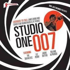 Various - Rsd2020 - Studio One 007: Licensed To Ska! James Bond And Other Film Soundtracks And Tv Themes (5 X 7\'\' Box Set)