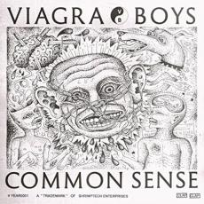 Viagra Boys - Common Sense Ep (blue Vinyl)