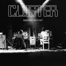 Cluster - Konzerte 1972/1977 (lp + Cd)