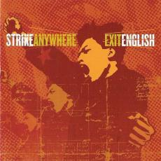 Strike Anywhere - Exit English ( Colour Vinyl )