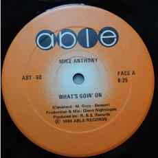Anthony, Mike - What\'s Goin\' On