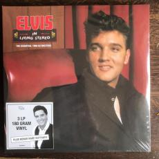Presley, Elvis - In Living Stereo : The Essential 1960-62 Masters (3lp / Import)