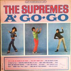 Supremes, The - A Go-go ( Vg )