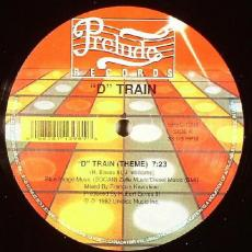 // D Train - D Train ( Theme ) / Tryin\' To Get Over
