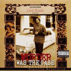 // Various - Murder Was The Case (2lp)