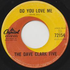 Dave Clark Five, The - Do You Love Me / Chaquita  [ Vg- ]