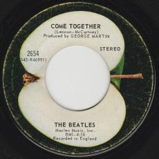 Beatles, The - Something / Come Together  [ R# 4625704 ]