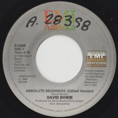 Bowie, David - Absolute Beginners ( 7\