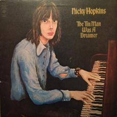 Hopkins, Nicky  - The Tin Man Was A Dreamer ( Uk/Vg )