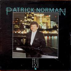 Norman, Patrick - Only Love Sets You Free ( Sealed )
