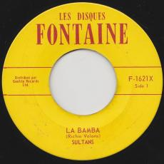 Sultans, Les - La Bamba / Oh, Lady [ Strong Vg ]