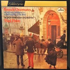 Offenbach, Auber, Herold, Thomas - French Overtures