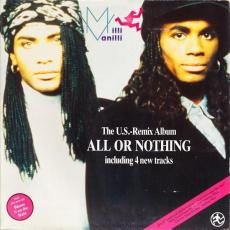 Milli Vanilli - All Or Nothing - The U.S. Remix Album ( 209 979 )