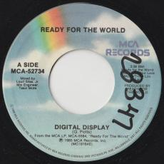 Ready For The World - Digital Display / I\'m The One Who Loves You