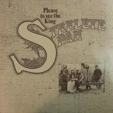 Steeleye Span - Please To See The King ( Vg )