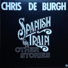De Burgh, Chris - Spanish Train And Other Stories ( Uk/Sleeve Vg )