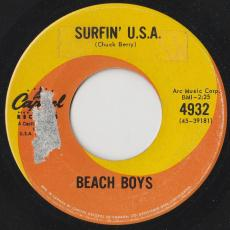 Beach Boys - Surfin\' U.S.A. / Shut Down  [ 1966 Reissue ]